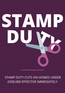 Stamp Duty Rates Cut